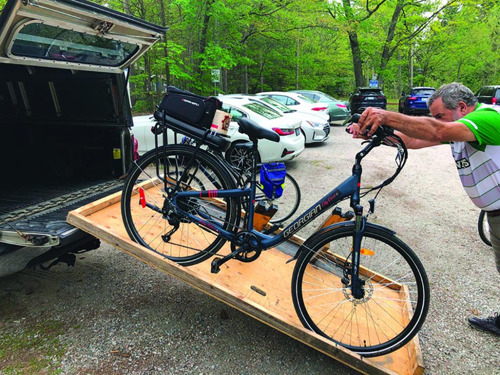 Coup de foudre pour les vélos électriques