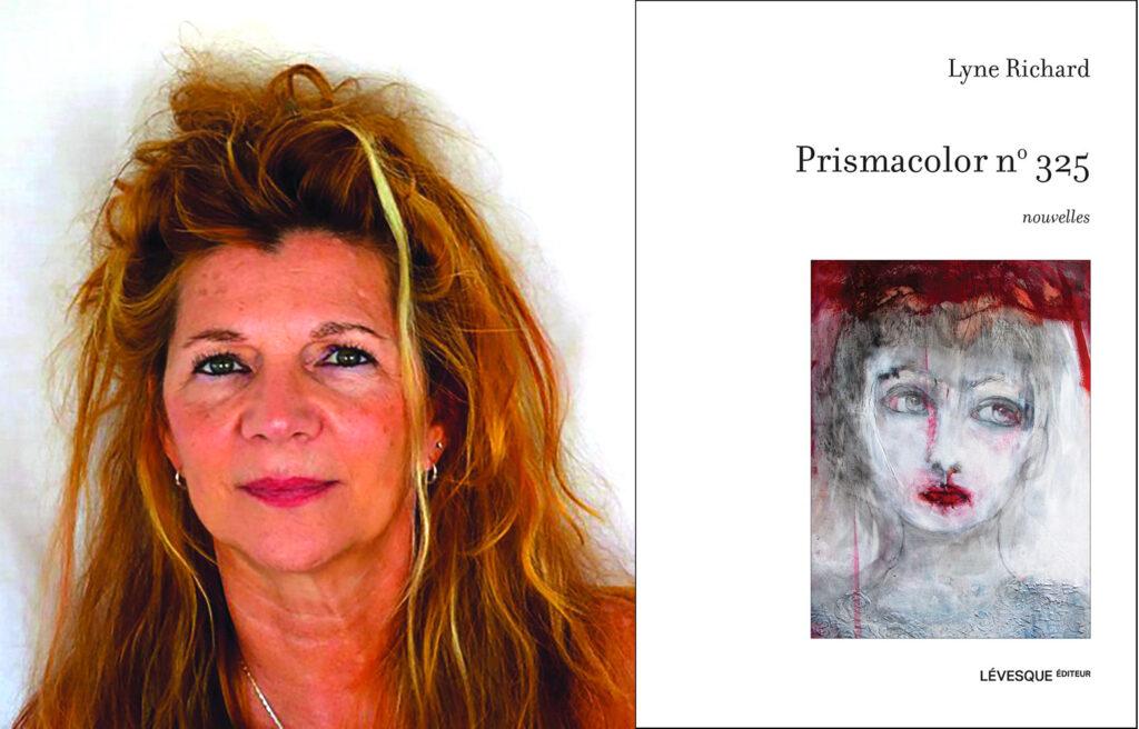 Lyne Richard, Prismacolor no 325