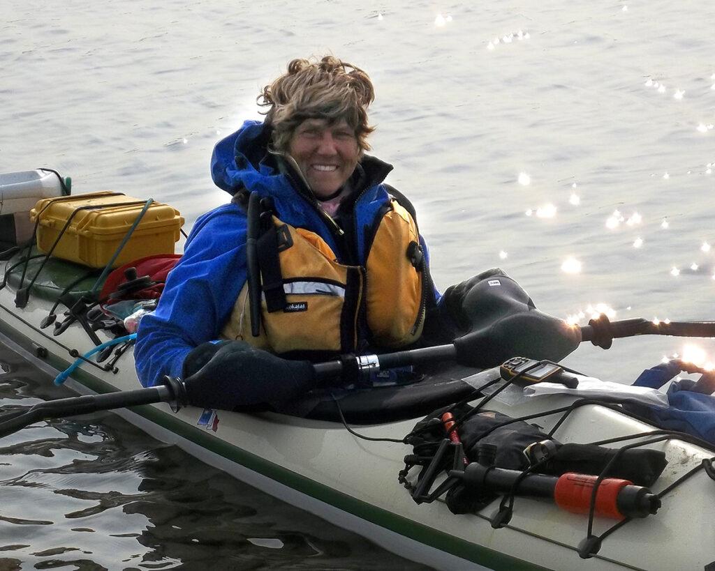 aventurière, Diane Gionet-Haché