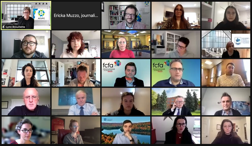 États généraux sur le postsecondaire: les étudiants s'expriment