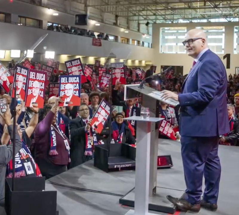 PLO, Parti libéral de l'Ontario