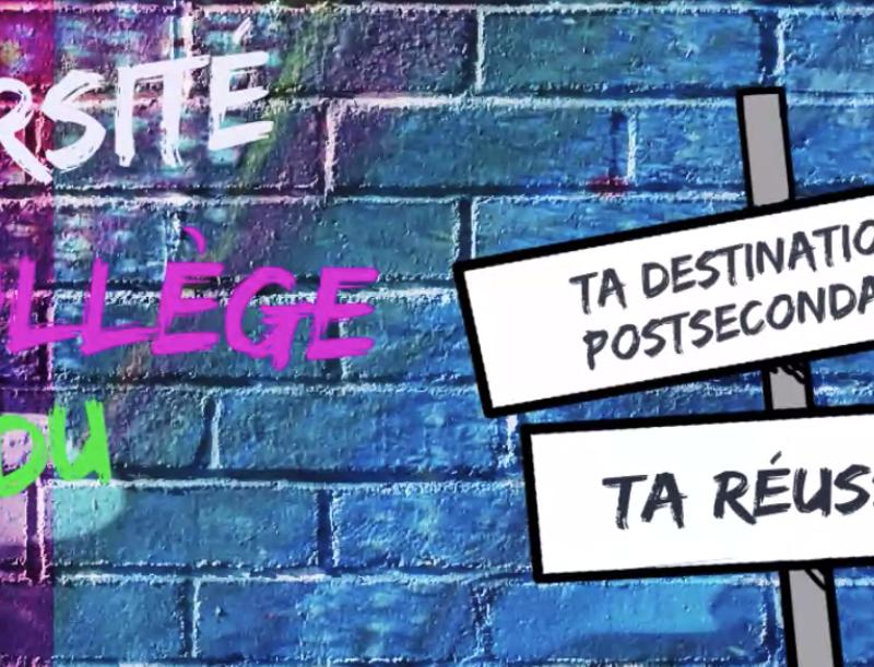 La Cité, Foire des destinations postsecondaires