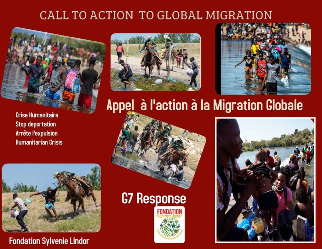 Haïti, migrants haïtiens